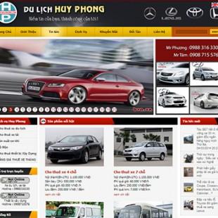 Công ty thương mại và vận tải Huy Phong