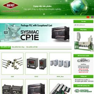 Công ty Kỹ thuật cơ điện Nam Huy