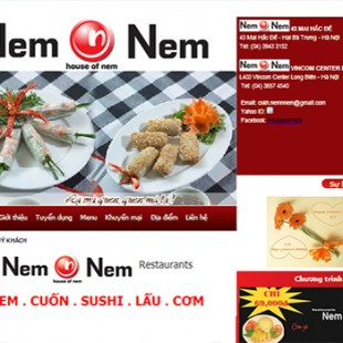 Nhà hàng Nemnnem