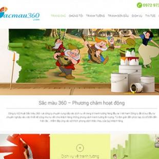 Công ty Sắc Màu 360
