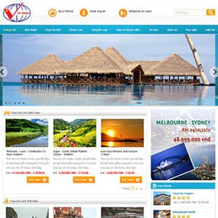 Công ty du lịch xúc tiến và đầu tư VIPTOUR