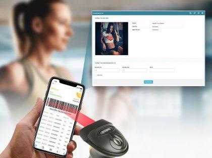 Tiêu chí chọn phần mềm quản lý phòng gym